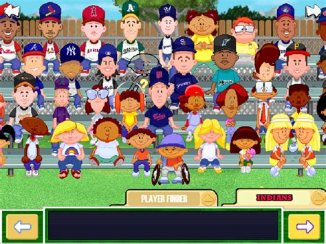 Backyard Basketball Characters by The Best Backyard Baseball Players Kevin Maggiore Medium