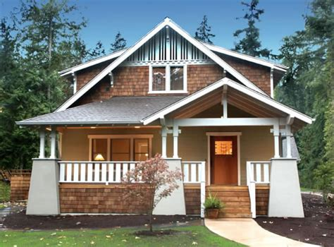 Classic Bungalow Plans For A 3 Bedroom Craftsman Style Home