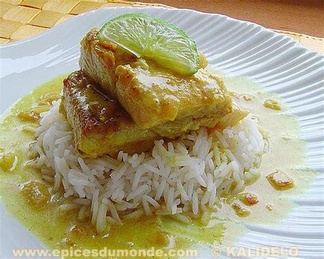 recette de cuisine avec du poisson colombo de poisson photo de photos recettes epices du monde le épicé de katia
