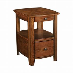 Chairside Table T2006927 00 Chairsides Hammary Outlet