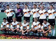 Seleções Imortais – Alemanha 1990 – Imortais do Futebol