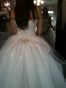bustle for a tulle dress weddingbee With bustle tulle wedding dress