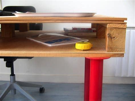 fabriquer bureau comment fabriquer un bureau en bois meilleures images d