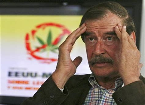 Former Mexico President Vicente Fox joins High Times board ...