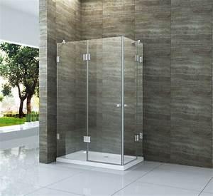 Säulentisch 80 X 80 : cadrono 120x80x200cm duschtasse dusche duschkabine duschwand duschabtrennung ~ Bigdaddyawards.com Haus und Dekorationen