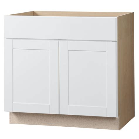 home depot white cabinets hton bay shaker assembled 36x34 5x24 in accessible