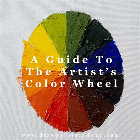Guide   Artists Color Wheel