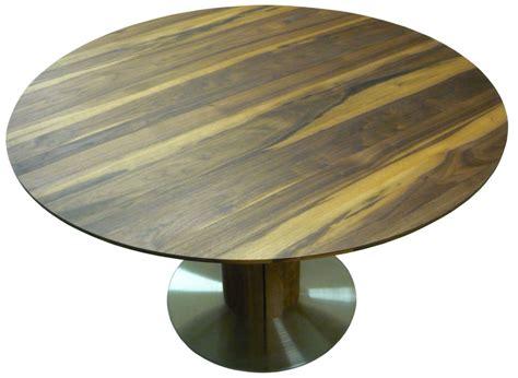 Eßtisch Massivholz  runder Esstisch massiv aus Holz