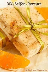 Flüssigseife Selbst Herstellen : orangenseife selbst machen seifen rezept anleitung geschenkideen pinterest ~ Buech-reservation.com Haus und Dekorationen