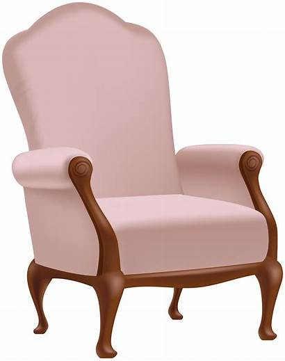 Clipart Armchair Furniture Transparent Yopriceville