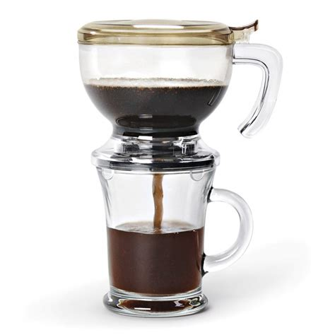 What is the best tasting coffee maker? Zevro Incred-a-Brew - Direct Immersion Coffee Maker