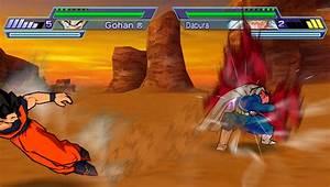 Dragon Ball Z Shin Budokai Another Road Screenshots Page