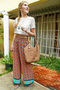 Was Ist Boho Style : the joy of fashion outfit boho chic palazzo pants ~ Orissabook.com Haus und Dekorationen