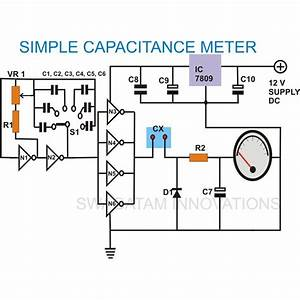 Build At Home An Accurate Low Cost Capacitance Meter Under