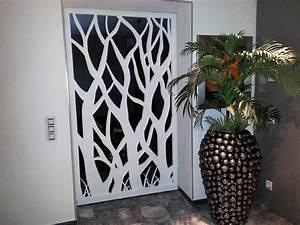 Claustra Decoratif Interieur : claustra bois arboris ~ Teatrodelosmanantiales.com Idées de Décoration