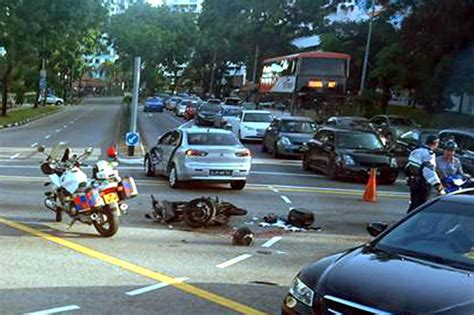 Fatal Bike Accident Singapore