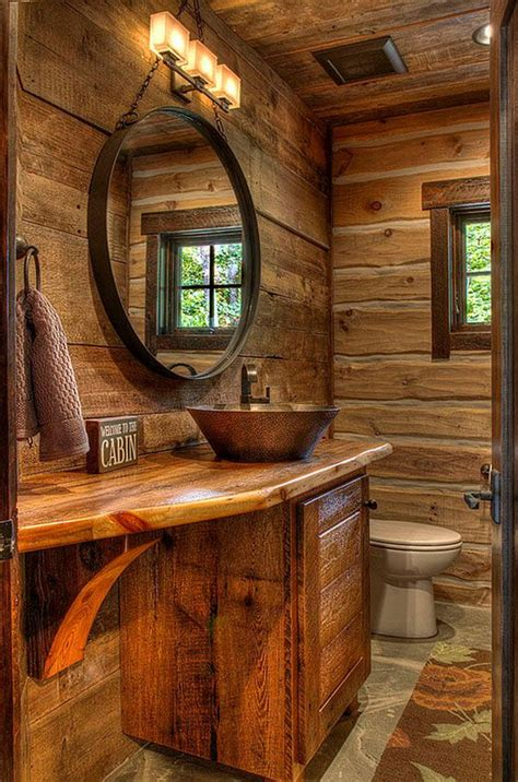 Pics Of Rustic Bathrooms by Best 25 Small Rustic Bathrooms Ideas On Small