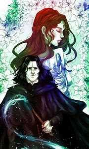 Severus and Lily by AlcoholicRattleSnake on deviantART ...