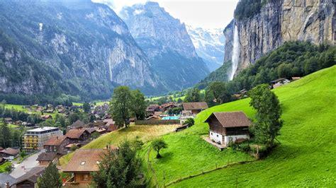 9 Days In Switzerland Part 4 Lauterbrunnen And The