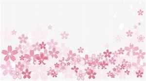 Pink Flores Flores De Cerezo Vector Flores Cerezo Vector