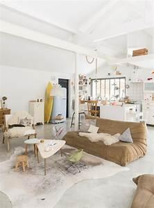 Maison En Bord De Mer : d couvrez la d co authentique et naturelle de cette magnifique maison de biarritz la d co bord ~ Preciouscoupons.com Idées de Décoration