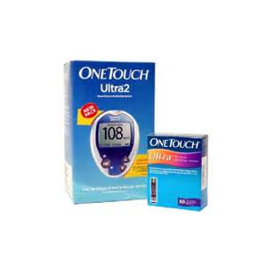 One Touch Ultra 2 Glucometer