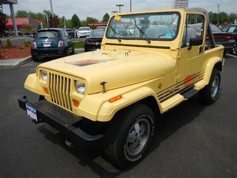 jeep islander 1990 jeep islander classic jeep wrangler 1990 for sale