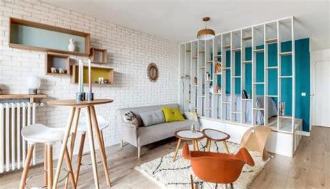 deco studio  petits espaces idees decoration pour
