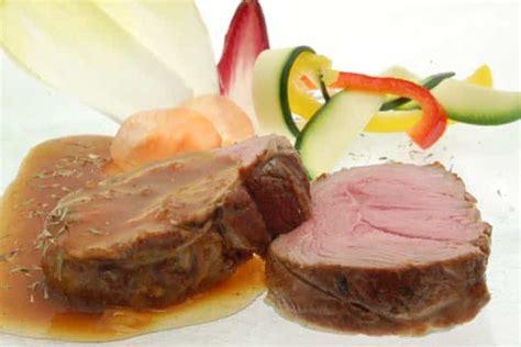 bonne recette de cuisine filets d 39 agneau rotis
