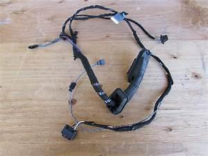 Bmw Door Wiring Harness  Right 61126913096 E46 323ci 325ci