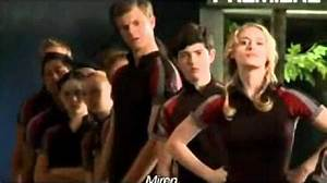 Video - The Hunger Games Extended Behind The Scenes ...