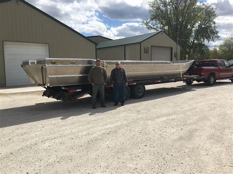 Oquawka Boats And Fabrication Inc Fishing Boats