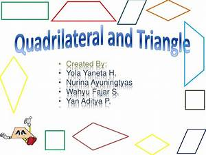 Triangle And Quadrilateral