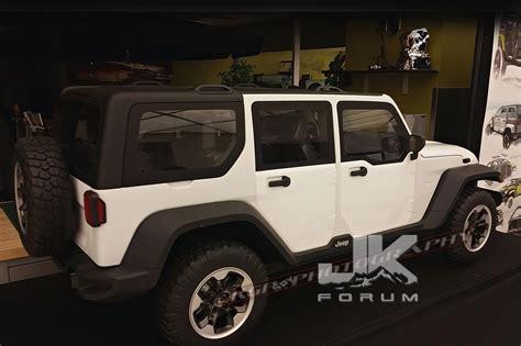 jeep jl wrangler design study  jk forum
