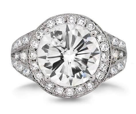 the biggest diamond ring