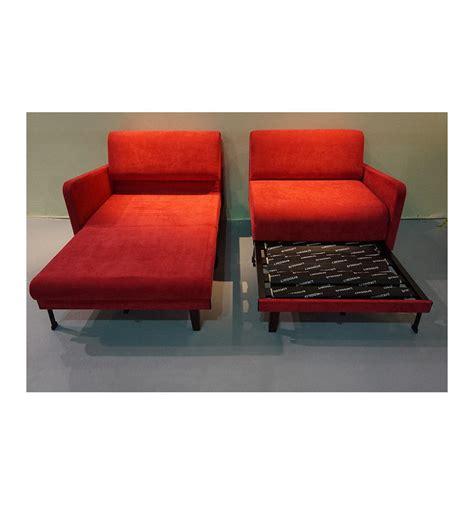 canapé lit convertible vogue duo 170 séparable en lit jumeaux
