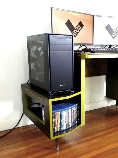 vikter gaming desk plans vikter gaming desk by tom balko at coroflot com