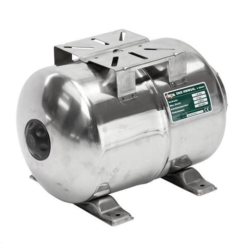 Edelstahl Membran Druckkessel Für Hauswasserwerk Hww 24