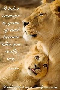 Lioness Quotes Who you really are   Leo/Lions   Pinterest ...