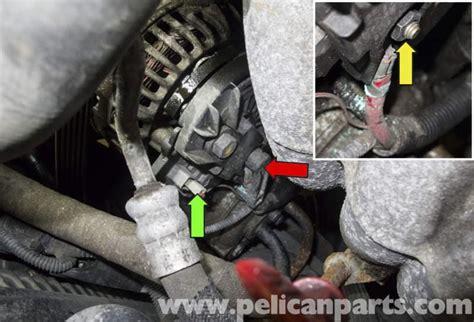 volvo  alternator replacement   pelican