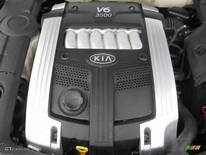 2004 Kia Amanti Standard Amanti Model 3 5 Liter Dohc 24
