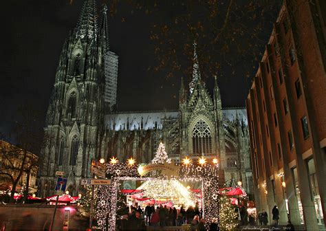christmas markets cologne rail enthusiasts