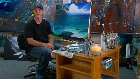 wylands art studio tropical island youtube