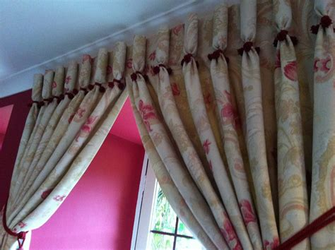 different drapery pleat styles 6 different curtain styles for your home vale