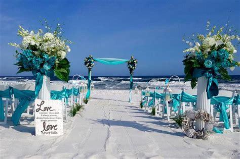 destin beach wedding packages florida beach weddings
