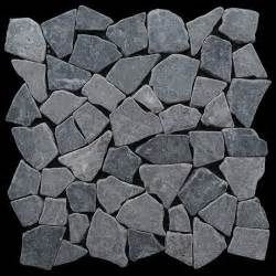 pebble tile fit random sized pebble tile in grey reviews wayfair