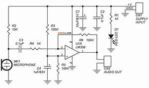 Draw Your Wiring   Lm358 Amplifier Circuit