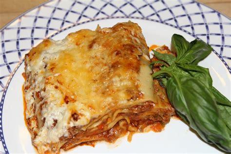 cuisine italienne facile recette lasagne bolognaise maison sauce bolognaise maison