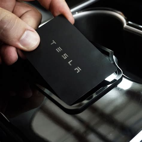 Maybe you would like to learn more about one of these? CardRails™: An Integrated Key Card Holder for Tesla Model ...