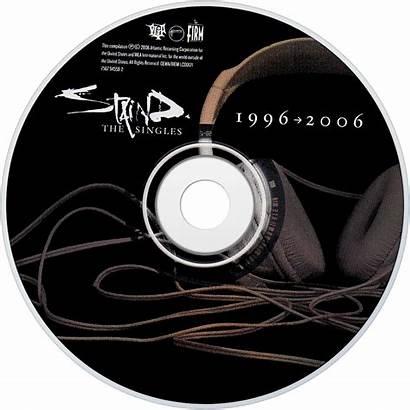 Staind Singles 1996 2006 Fanart Cdart Album